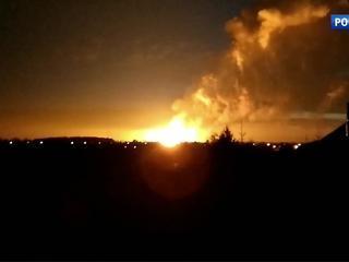 Причиной аварии на газопроводе у Красной Поймы могла быть трещина