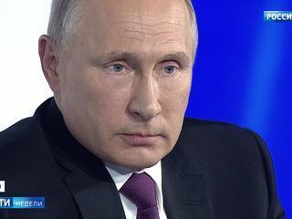 Путин: мы не угрожаем, а предупреждаем