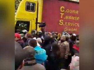 Киев: после драки с полицией сторонники Саакашвили разошлись