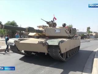 Курдистану нечем ответить иракским танкам