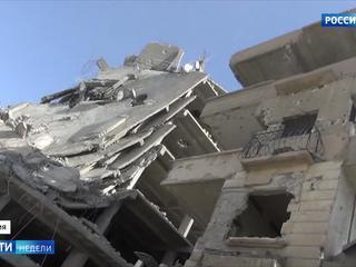 Коалиция США превратила богатую Ракку в руины