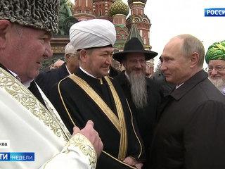 Религиозные лидеры России пошутили друг про друга