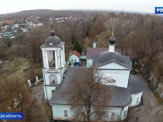 В Подмосковье восстанавливают красивейший храм XVI века