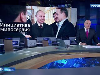 Кучма уповает лишь на Бога и российского президента