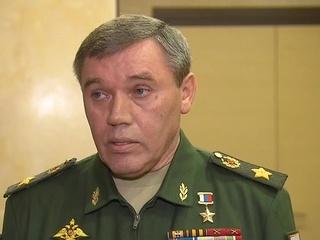 Глава Генштаба: в Сирии останутся две российские базы и Центр примирения сторон