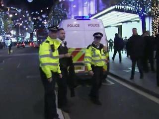 Причиной паники в центре Лондона стала драка двух мужчин