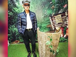 Пенсионеры носят Prada