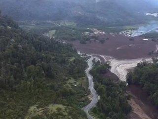 Три человека стали жертвами наводнения в Чили