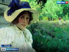 Выставка картин Серова  - самая посещаемая в истории России