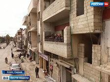 Смертники атаковали Хомс