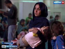 Везти беженцев собираются в Словению. Хорваты стараются быстрее передать эстафету