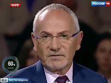 Савик Шустер, появившись в кадре, обвинил в случившемся Порошенко