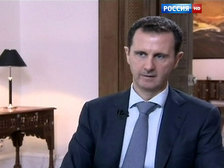 Башар Асад: действия международной коалиции контрпродуктивны