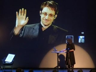 Сноуден вернется в США в случае справедливого суда