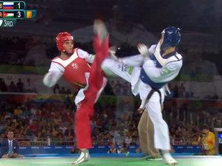 Новые успехи россиян в Рио: тхэквондо, гандбол и вольная борьба