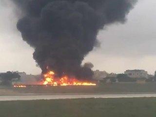 Авиакатастрофа на Мальте: все погибшие - граждане Франции