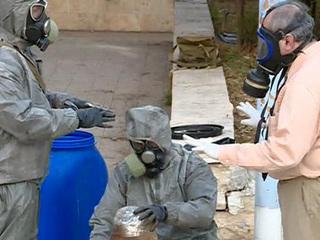 Минобороны: используемый сирийскими террористами иприт может быть импортным