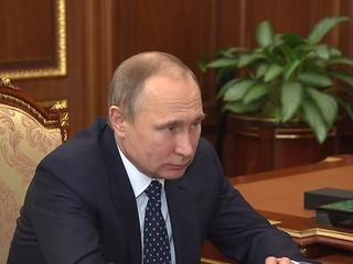 """Потанин пообещал Путину разработать план по кадрам при модернизации """"Норникеля"""""""