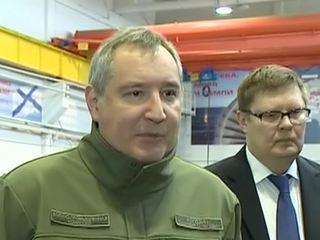 """Вице-премьер Дмитрий Рогозин посетил НПО """"Сатурн"""""""