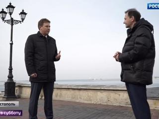 Овсянников рассказал о преобразованиях в Севастополе