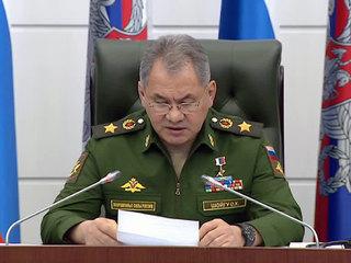 Шойгу: внезапная проверка российских ВКС прошла успешно