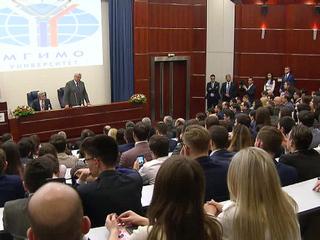 Серж Саргсян стал почетным доктором МГИМО