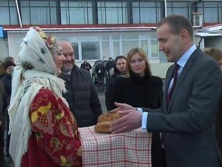 Президент Исландии блеснул знанием русского в Архангельске