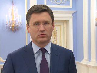 Новак: позиция Белоруссии по газу должна быть более конструктивной
