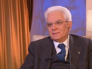 """""""Мнение"""": президент Италии об отношениях с Россией"""