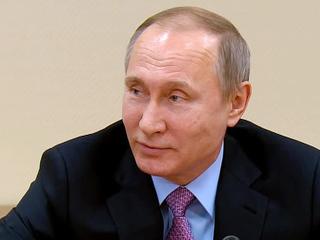 Заседание ВПК в Рыбинске с участием Владимира Путина. Видео