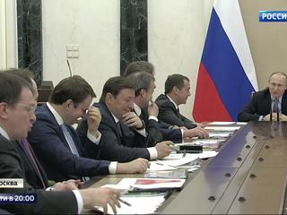 Владимир Путин пошутил про женщин в сельских клубах