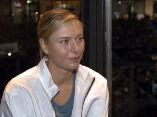 Мария Шарапова: возвращаться - это нелегко