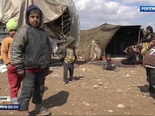 Сирийские беженцы возвращаются в свои дома