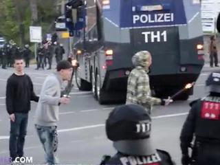 Неонацизм в Европе живет и процветает