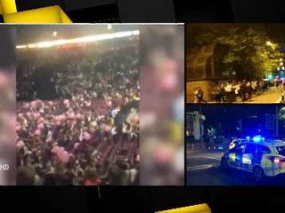 Мир соболезнует жертвам теракта в Манчестере