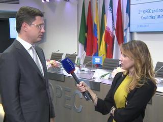 Александр Новак: с рынка уйдет 1,7 миллиона баррелей нефти в сутки