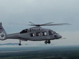 Появилось видео первого полета новейшего вертолета Ка-62
