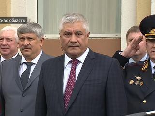 Колокольцев лично поздравил полицейских Пензенской области с новосельем