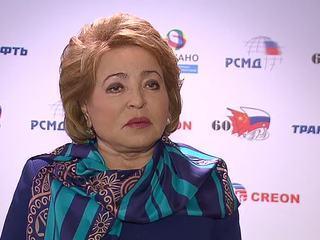 Матвиенко отметила большие перспективы сотрудничества России и Китая
