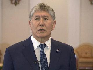 Киргизия не собирается отправлять в Сирию регулярные войска