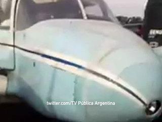 """Аргентинские правоохранители """"приземлили"""" самолет с марихуаной"""