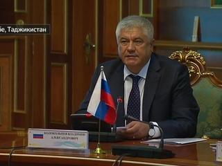 В Душанбе завершилась встреча министров внутренних дел СНГ