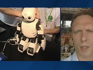 Секретарь комитета RoboCup: в соревнованиях роботов участвует беспрецедентное количество российских команд