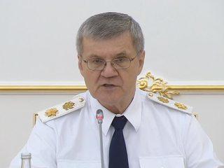 Юрий Чайка - прокурорам: не ждите, когда люди обратятся к презденту