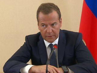 Медведев поручил продолжить работу над снижением ставок по ипотеке