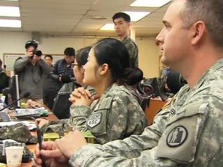 США и Южная Корея начинают совместные военные учения