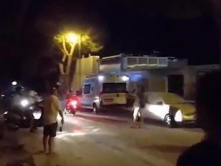 В Италии произошло землетрясение, есть раненые