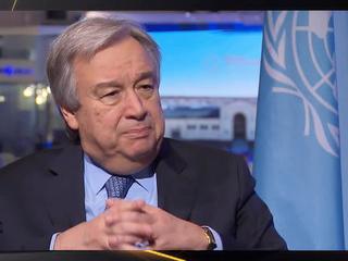 """""""Формула власти"""": Генеральный секретарь ООН Антониу Гутерреш"""