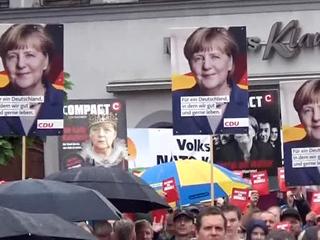 Ангела Меркель теряет популярность