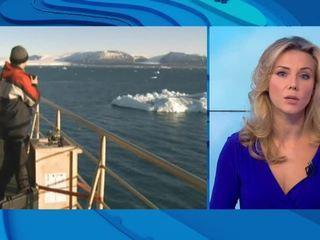 Охота на айсберги: российские нефтяники отбивают атаку ледовых гигантов